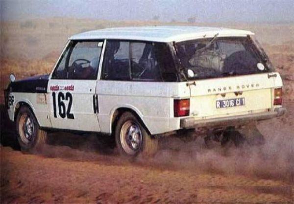 BestDrive - Paris Dakar 1979 Range Rover
