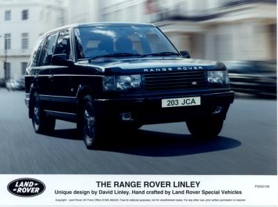 BestDrive - Range Rover Linley 1999