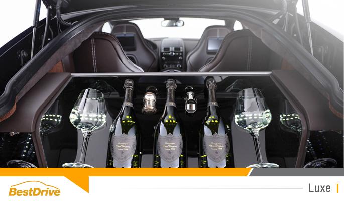 BestDrive - Aston Martin Rapide S Dom Pérignon 00