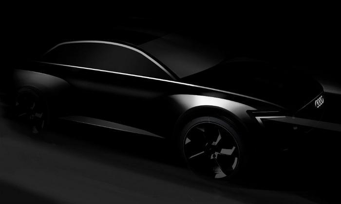 BestDrive - Audi Q6 esquisse