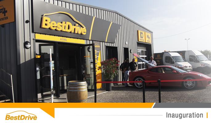 BestDrive - Inauguration Aubenas 00