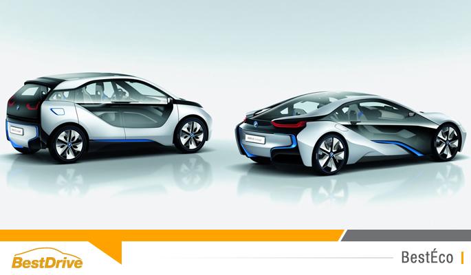 BestDrive - La gamme BMWi électrique va s'agrandir