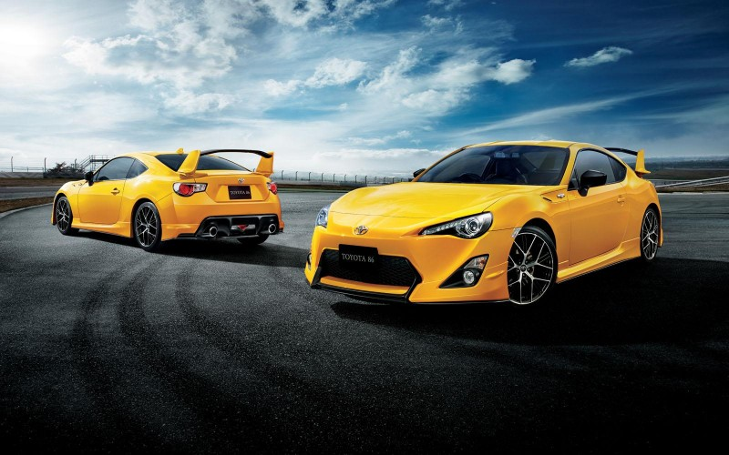 BestDrive - Toyota GT86 Yellow Limited 03