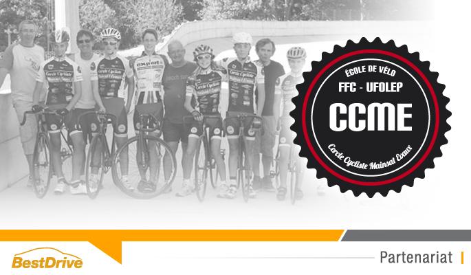 BestDrive partenaire du CCME - Après-midi piste au vélodrome de Commentry