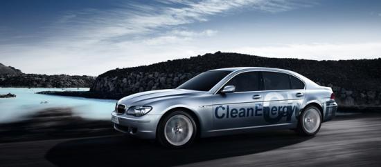 BestDrive - BMW Série 7 Clean Energy hydrogène
