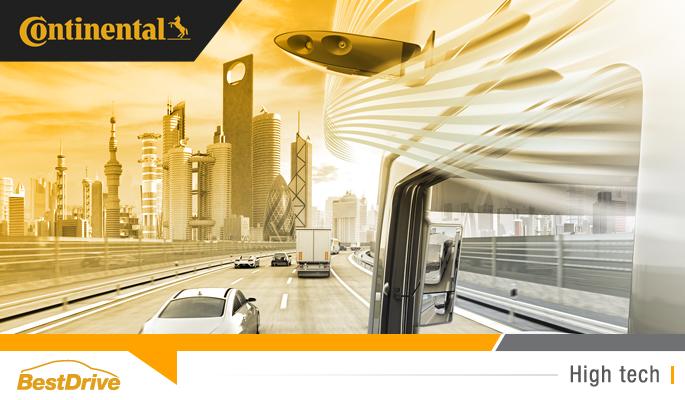 BestDrive - Conduire sans rétroviseurs avec Continental 00