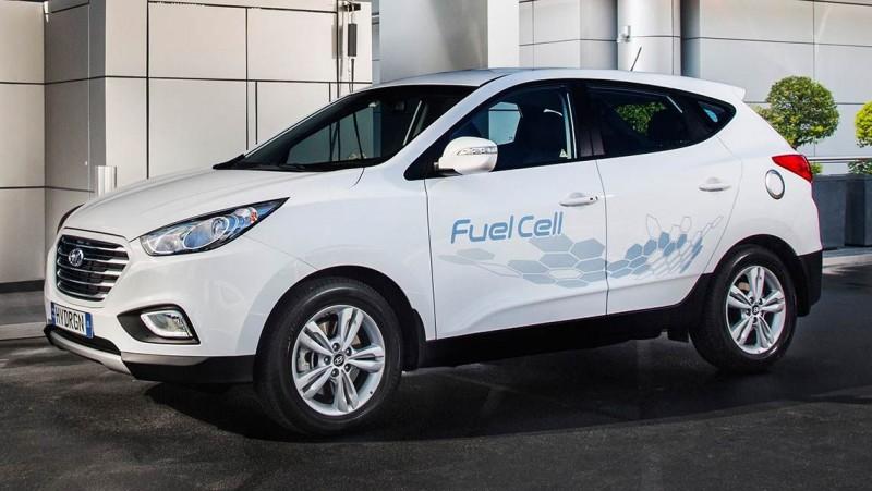 BestDrive - Hyundai ix35 Fuel Cell hydrogène