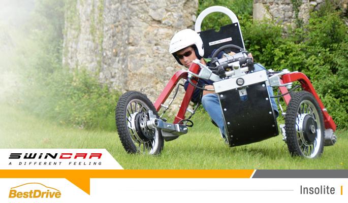 BestDrive - Swincar le véhicule électrique tout terrain made in France 00