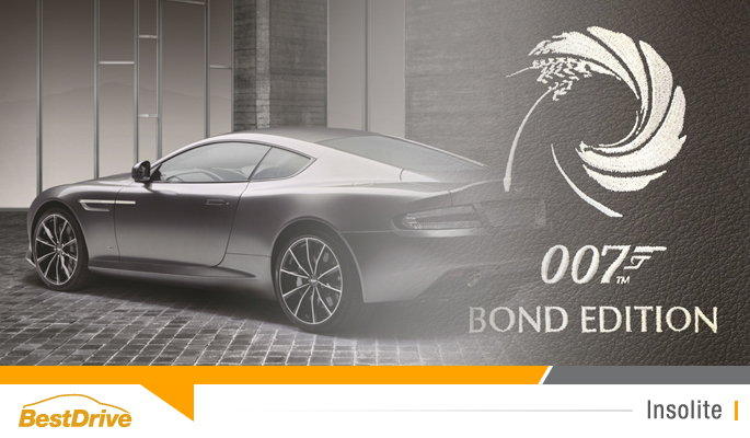 BestDrive - Aston Martin DB9 GT Bond Edition 00
