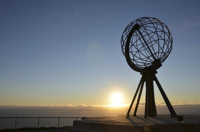 Cap Nord, Norvège