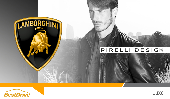 BestDrive - Collection capsule Lamborghini Pirelli Design 00