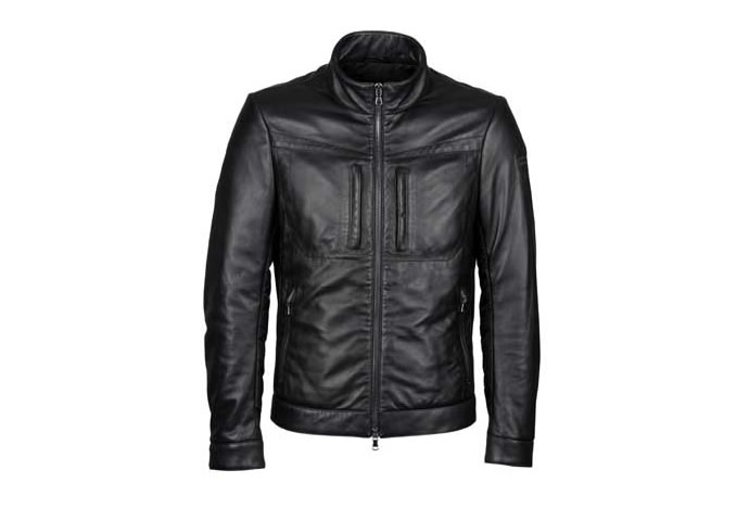 BestDrive - Collection capsule Lamborghini Pirelli Design Veste en cuir