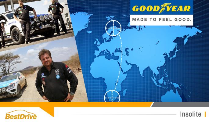 BestDrive - Défi Goodyear Cape to Cape 2015