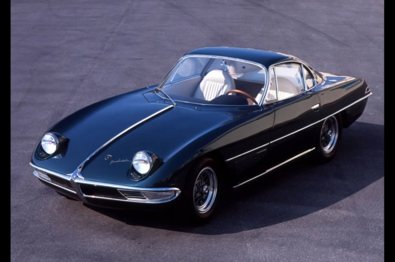 BestDrive - Lamborghini 350 GTV 1963