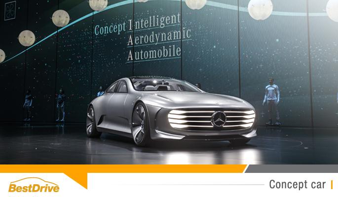 BestDrive - L'extraordinaire Mercedes IAA