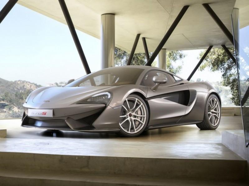 BestDrive - McLaren 570S