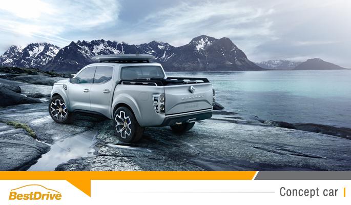 BestDrive - Renault Alaskan Concept 00