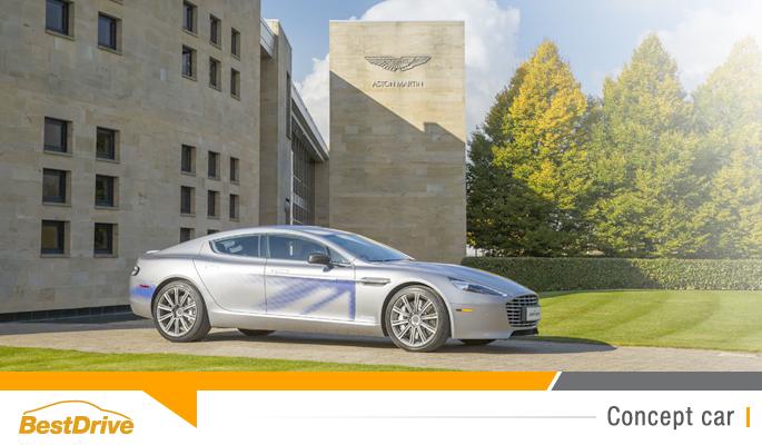 BestDrive -Aston Martin RapidE