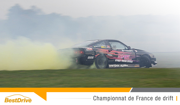 BestDrive - Championnat de France de drift 2015 finale à Nogaro