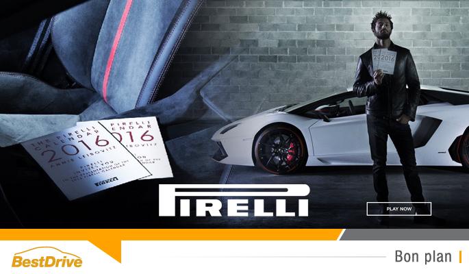 BestDrive - Chasing The Cal avec Pirelli