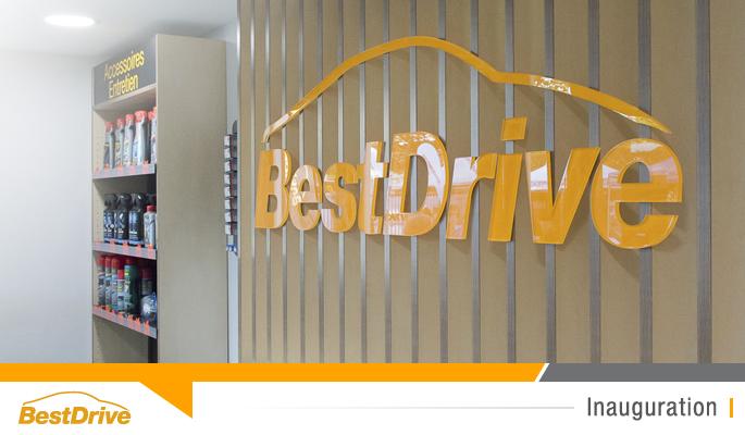 BestDrive - Inauguration BestDrive Illkirch