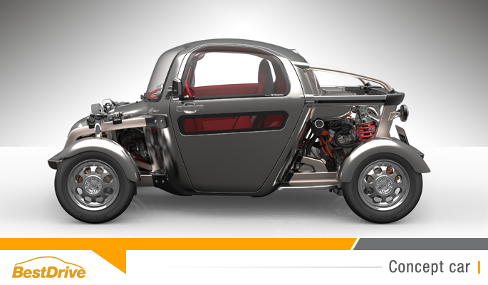 BestDrive - Toyota Kikai Concept 00