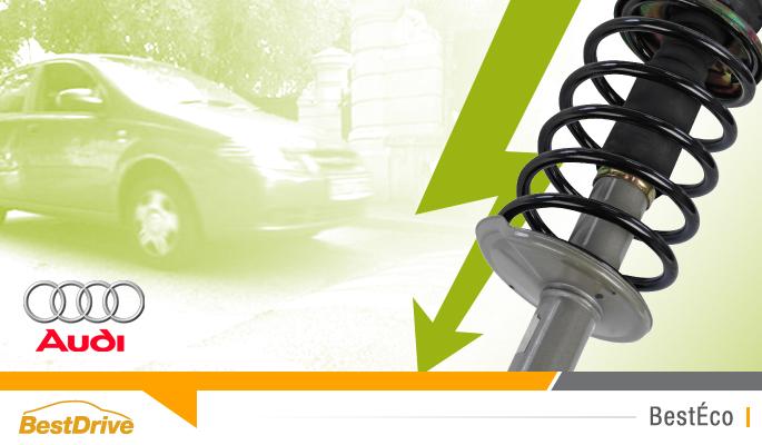 BestDrive - Audi veut faire de l'électricité avec les oscillations verticales des voitures 00