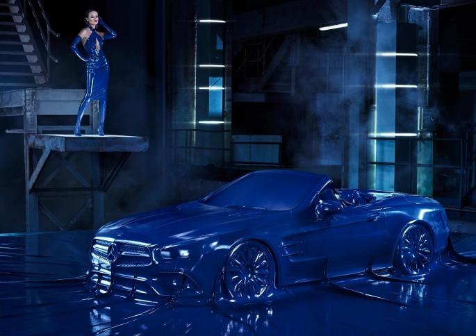 BestDrive - Campagne mode automne hiver 2016 Mercedes-Benz 01