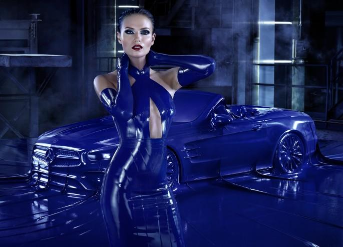 BestDrive - Campagne mode automne hiver 2016 Mercedes-Benz 02