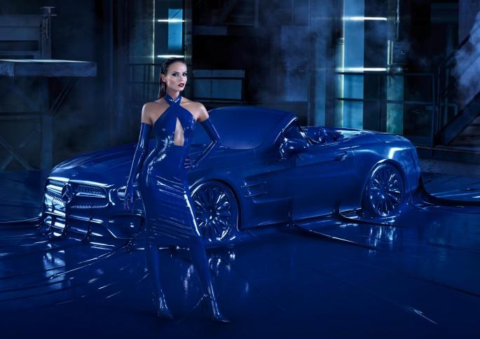 BestDrive - Campagne mode automne hiver 2016 Mercedes-Benz 03