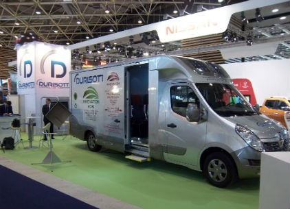 La carrosserie recyclable signée Durisotti.