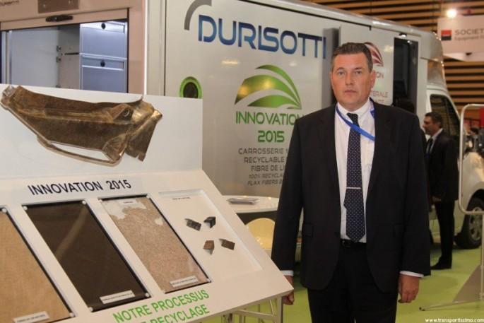 BestDrive - Durisotti invente la carrosserie recyclable 02