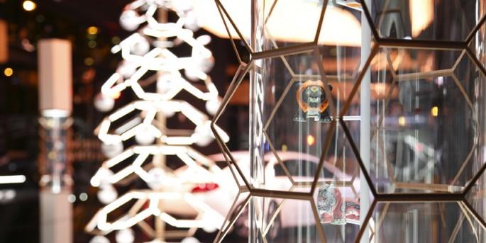 BestDrive - Exposition Noël Peugeot Avenue Fractal Concept Art Toys Léo'z 03