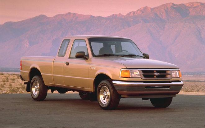Ford Ranger de 1997
