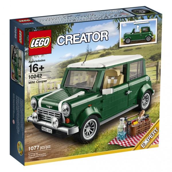 BestDrive - Idées cadeaux Noël passionné voiture Lego Creator Mini Cooper