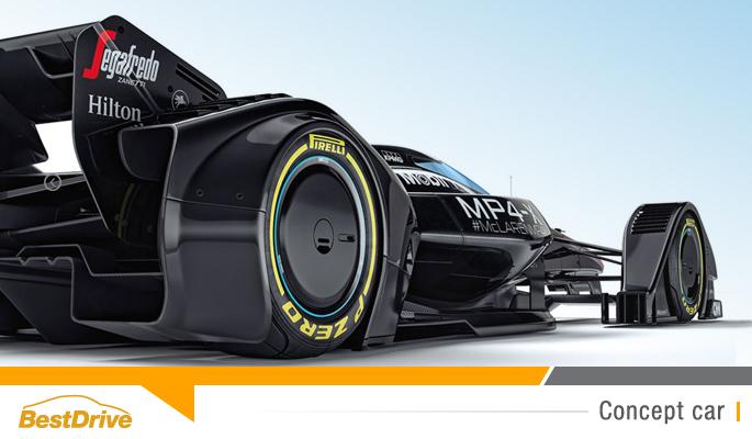 BestDrive - McLaren MP4-X Concept 00
