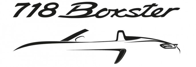 Projet Porsche 718 Boxster 2016