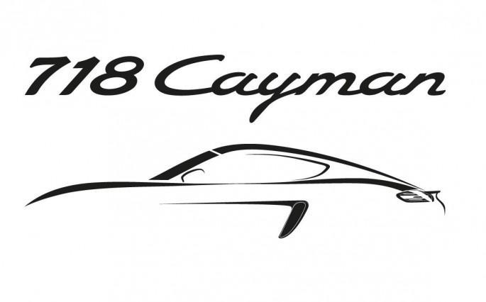Projet Porsche 718 Cayman 2016