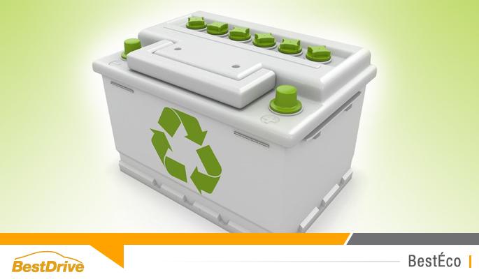 BestDrive - Une seconde vie pour les batteries de voitures électriques