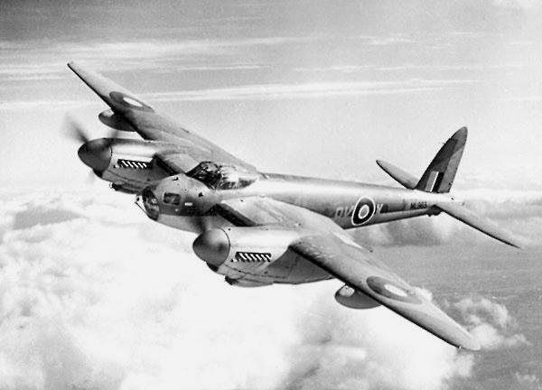 BestDrive - de Havilland Mosquito