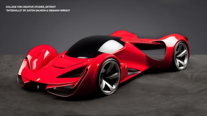 BestDrive - A quoi ressemblera la Ferrari de 2040 - 02