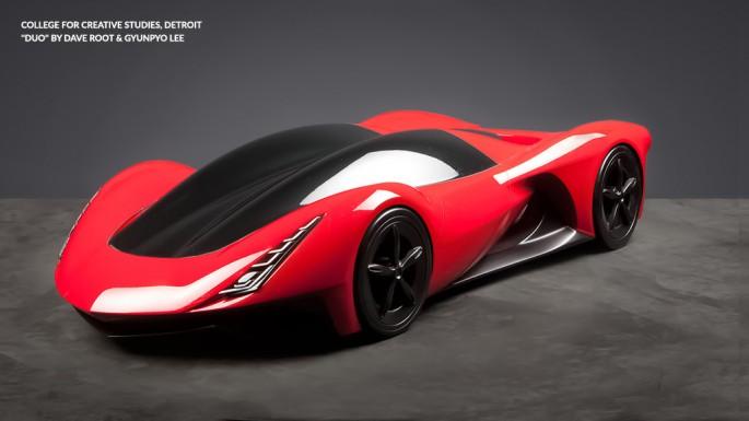 BestDrive - A quoi ressemblera la Ferrari de 2040 - 03