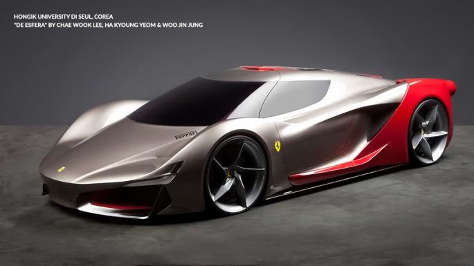 BestDrive - A quoi ressemblera la Ferrari de 2040 - 04