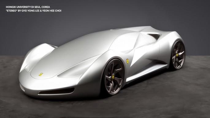 BestDrive - A quoi ressemblera la Ferrari de 2040 - 05