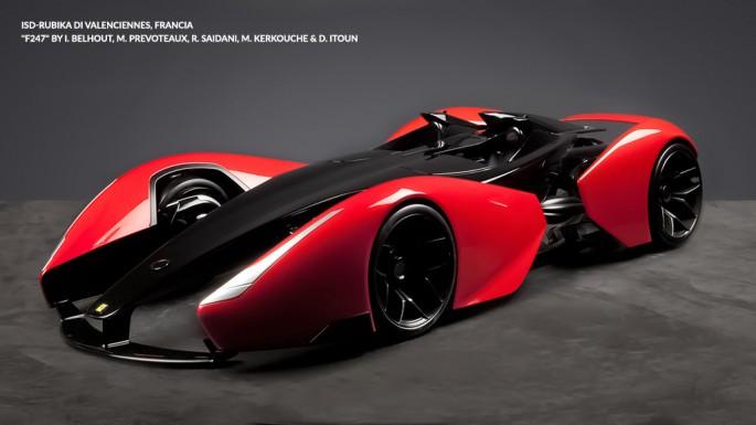 BestDrive - A quoi ressemblera la Ferrari de 2040 - 07
