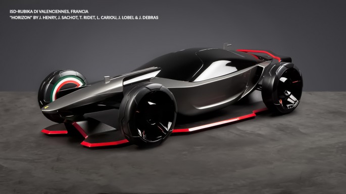 BestDrive - A quoi ressemblera la Ferrari de 2040 - 08