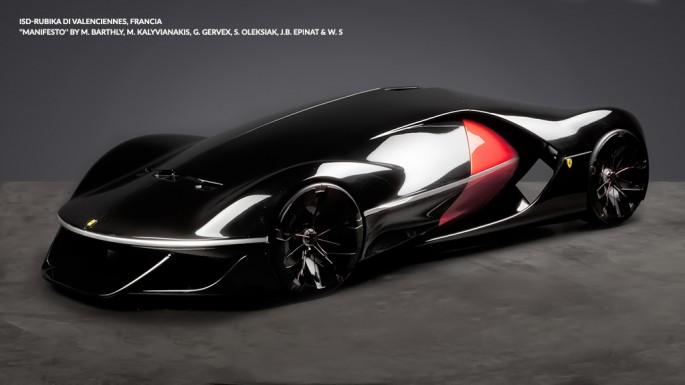 BestDrive - A quoi ressemblera la Ferrari de 2040 - 09