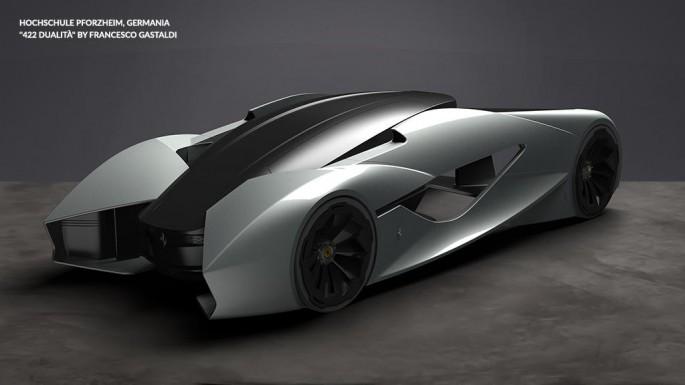 BestDrive - A quoi ressemblera la Ferrari de 2040 - 12