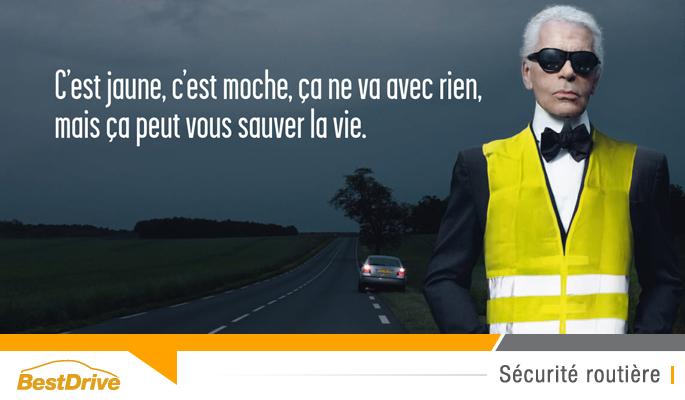 BestDrive - Conseils sécurité routière que faire en cas de panne