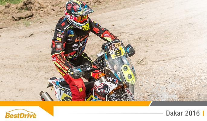 BestDrive - Dakar 2016 - Etape 1 David Casteu 00